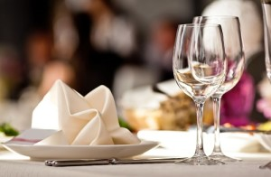 Elegant Restaurant Suburb Web Photo